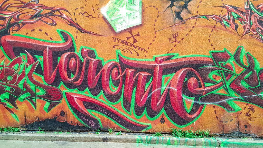 Graffiti Art of Toronto